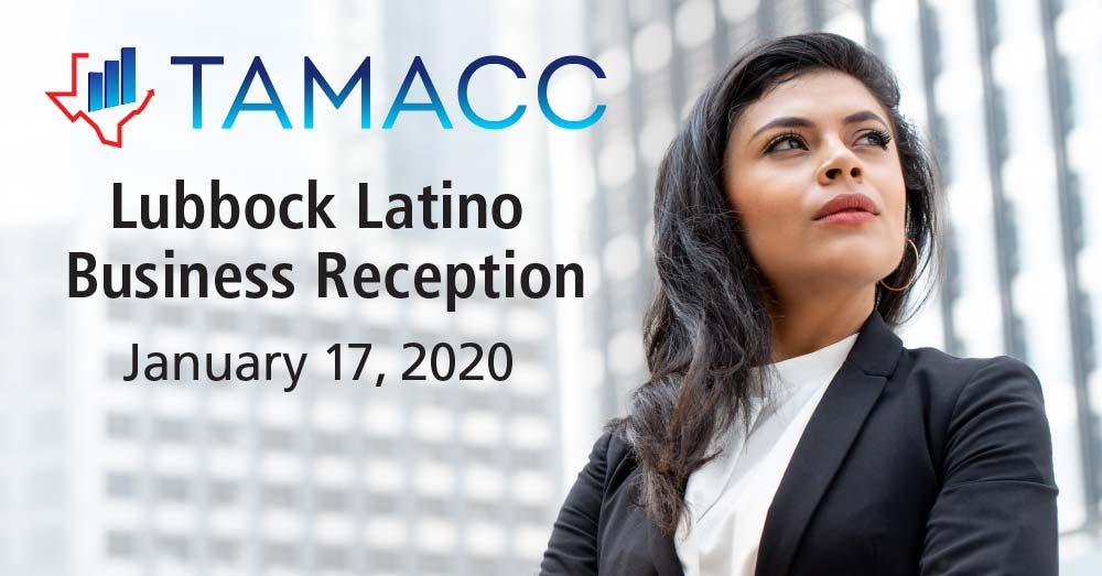 Lubbock Latino Business Reception